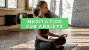 Read more about the article Do You Think You're Too Anxious to Meditate?