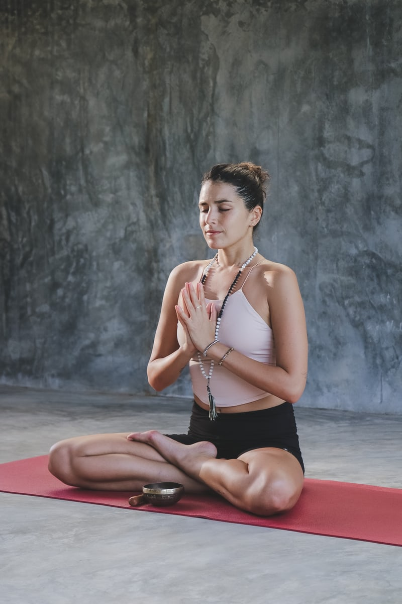 breathe and relieve covid anxiety