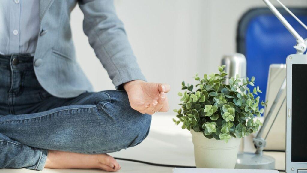 corporate meditation benefits