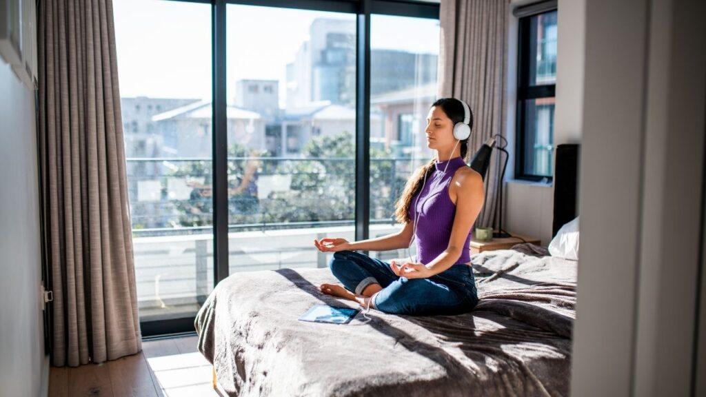 mindful meditation for moms