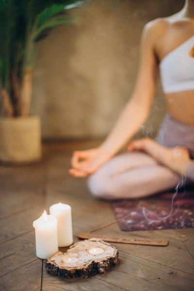 prepare yourself for meditation - Edited